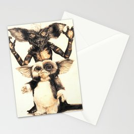 Gizmo by Aaron Bir Stationery Cards