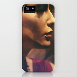 Perfect Profile iPhone Case