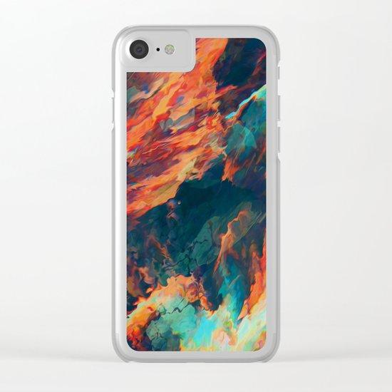 Servinu Clear iPhone Case