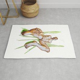 On the Floor / Por el piso Rug