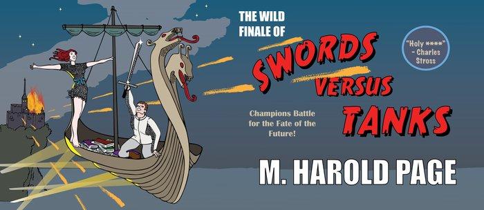 Swords Versus Tanks: Episode 5 Coffee Mug