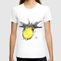 lemon T-shirts featuring lemon by jiyounglee0711