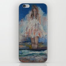 Song of September iPhone & iPod Skin