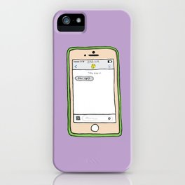 love galore iPhone Case