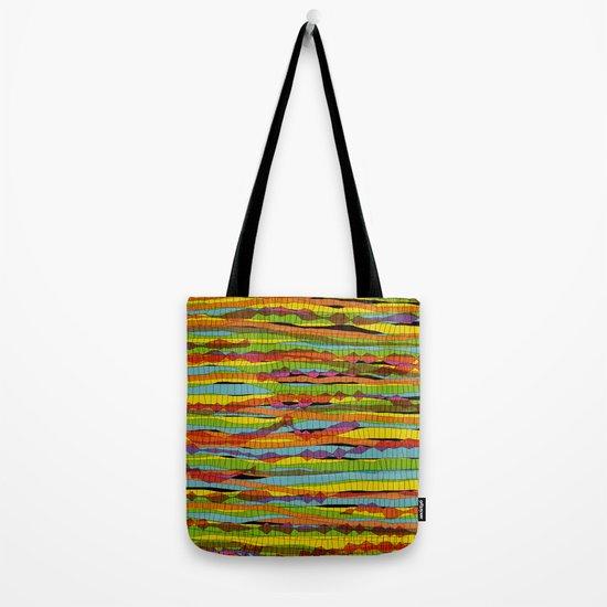 patterns - spaghettis 1 Tote Bag