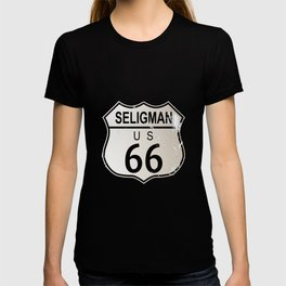 Seligman Route 66 T-shirt