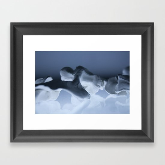 Examine Framed Art Print