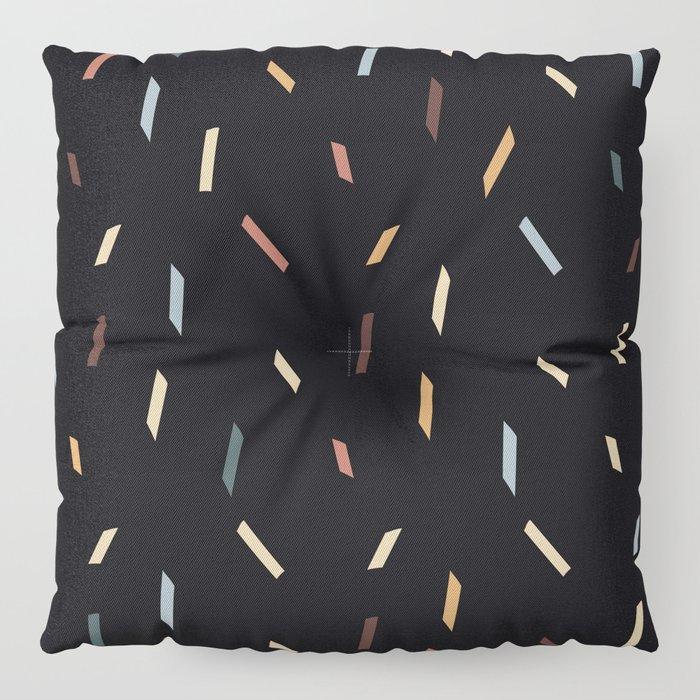 Confetti Floor Pillow