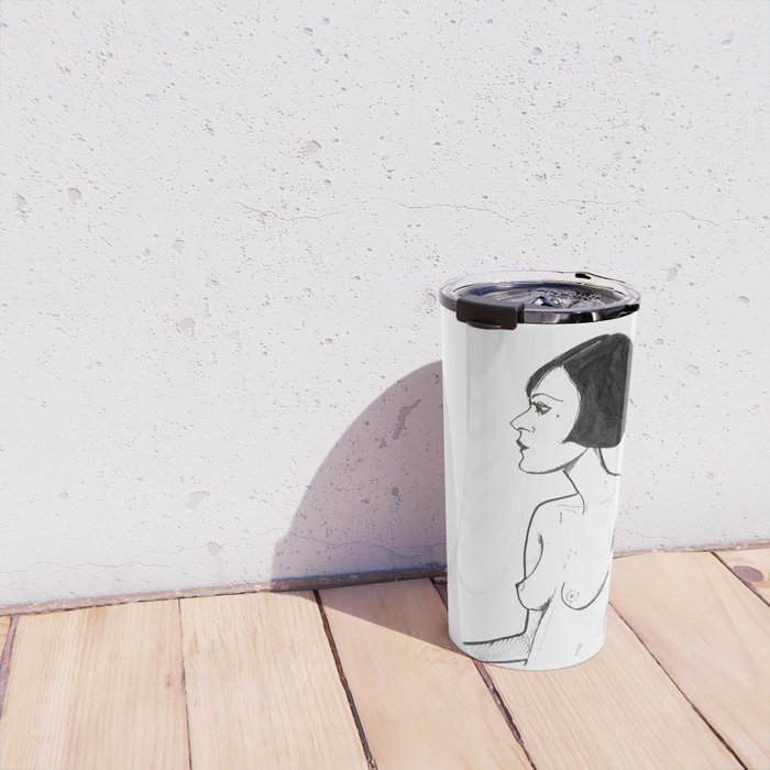 A Simple way Travel Mug