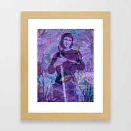 Maid of Orléans Framed Art Print