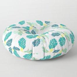 Breadfruit 'Ulu Pattern Floor Pillow