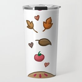 Thanksgiving Pie Travel Mug