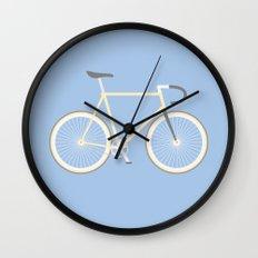 #97 bike Wall Clock