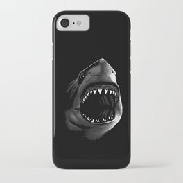 Megalodon iPhone Case