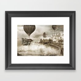The Far Pavilions Framed Art Print