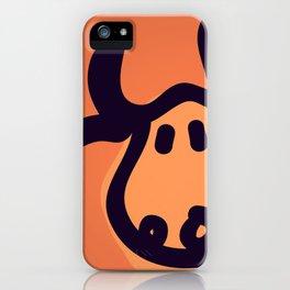 mmmuuuuh vaca-berguedana  iPhone Case