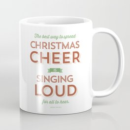 Christmas Cheer Coffee Mug