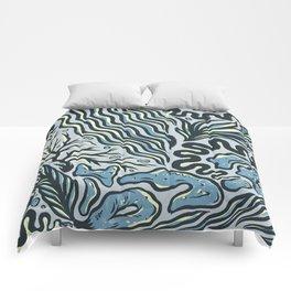 OCEAN CRUST Comforters