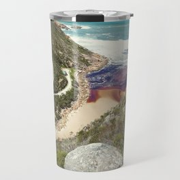 Goukamma river mouth Travel Mug