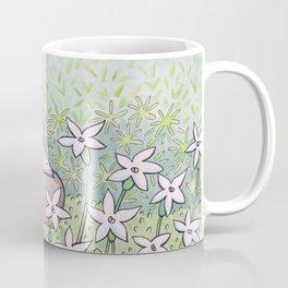 Mini White Stars Coffee Mug