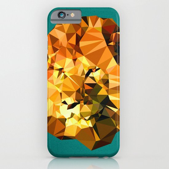 Atayah's Lion iPhone & iPod Case
