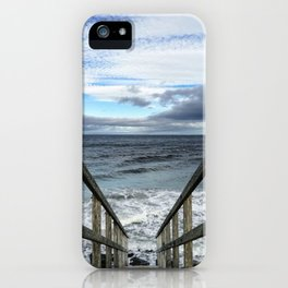 A Way to the Sea iPhone Case