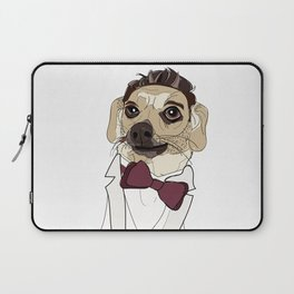 Celebrity Dogs-Ryan Chew-crest Laptop Sleeve
