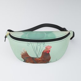 Chickens can't fly 02 Fanny Pack