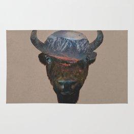 Bison Peak Rug