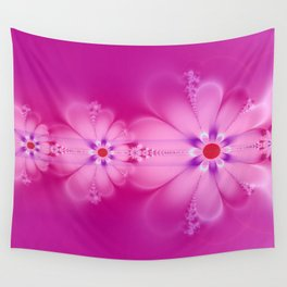 Flower Sonic Wall Tapestry