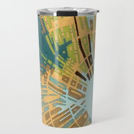 cypher number 11 (ORIGINAL SOLD). Travel Mug