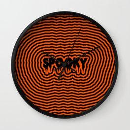 Spooky Wall Clock