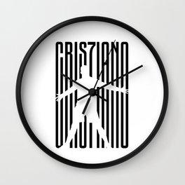 CRIS7IANO Wall Clock