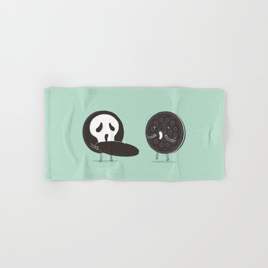 Cookies and Scream Hand & Bath Towel