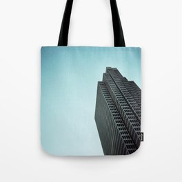 embarcadero center Tote Bag