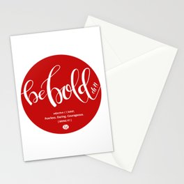 Be BOLD, eh?! - Canada 150 Collection Stationery Cards