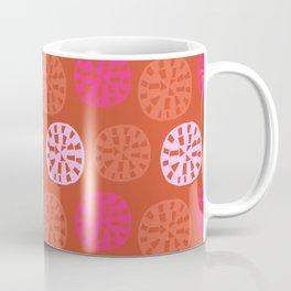 ensenada, mid-century inspired pattern Coffee Mug