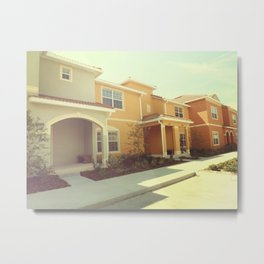 Florida Vistas Metal Print