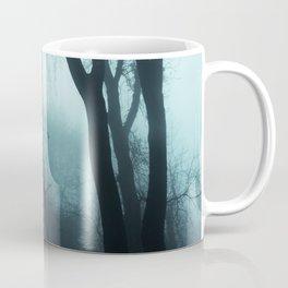 Dark Autumn Woods Coffee Mug