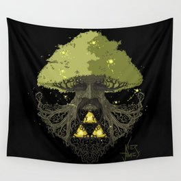 Deku Tree Full Colour Wall Tapestry
