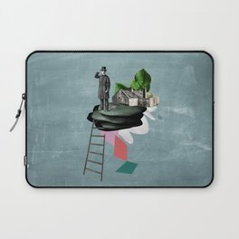 Surreal Collage Laptop Sleeve