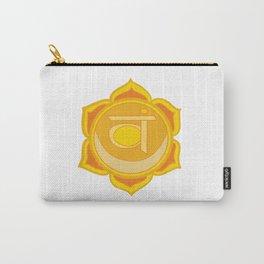 Sacral Chakra Svadhishthana Chakra Carry-All Pouch