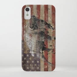 American Bison 2 iPhone Case