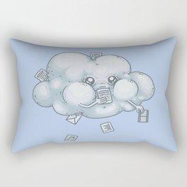 Cloud Storage Rectangular Pillow