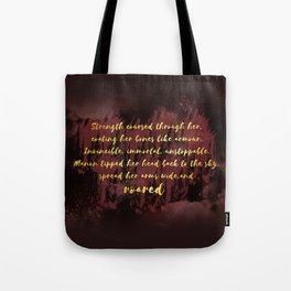 Manon Roared Tote Bag