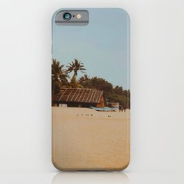 Mount Lavinia Beach, Colombo, Sri Lanka iPhone Case