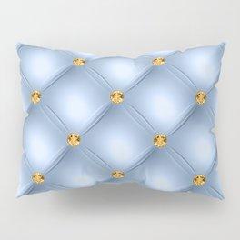 Luxury Tufted Gold Diamond 11 Pillow Sham