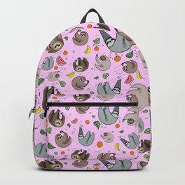 Cute Sloths Backpack