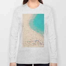 beach love III - Nazare Long Sleeve T-shirt