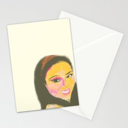 Giselle #facesilove Stationery Cards